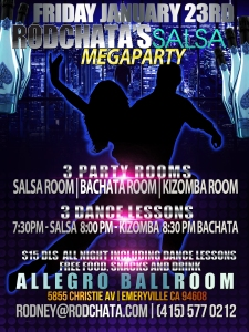 Friday Mega PArty 2015